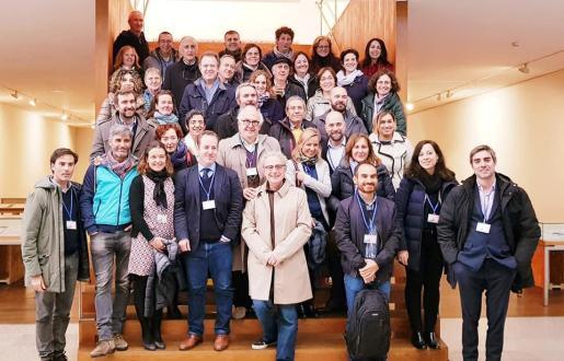 Ibiza participa en un encuentro de gestores de patrimonio mundial en España.