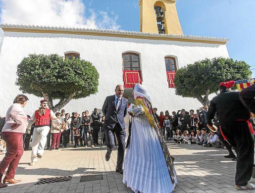 El día grande de la localidad se celebrará con misa, procesión y 'ball pagès'.