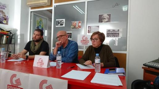 Guanyem Eivissa ha celebrado este sábado un pleno ordinario para elegir la fórmula para presentarse a las elecciones municipales de 2019.