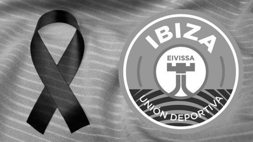 Luto en la UD Ibiza.