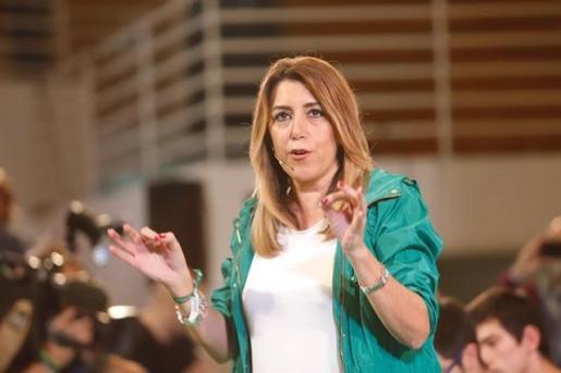 Imagen de archivo de Susana Díaz.