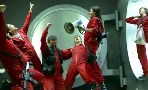 La Casa de Papel gana el Emmy Internacional a mejor serie dramática.