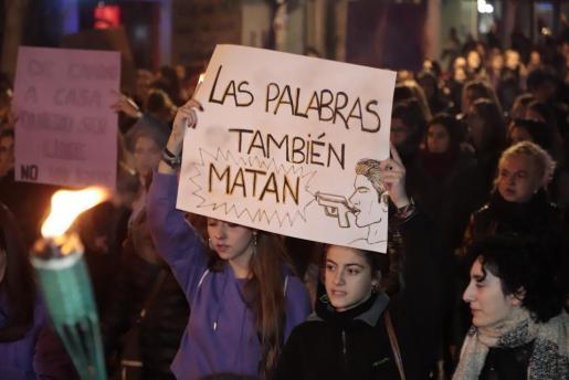 Se ha disparado el número de denuncias en Baleares, según los datos de Consejo General del Poder Judicial.