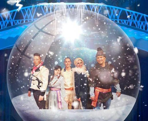 Trui Teatre acoge el concierto familiar que rinde tributo a la película 'Frozen'.