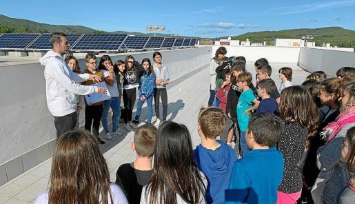 Muchos alumnos de 6º de Primaria participaron el año pasado en el desarrollo del proyecto.