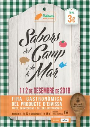 Música, tapas a tres euros, 'showcookings' y talleres culinarios en la tercera Fira Sabors del Camp i de la Mar.