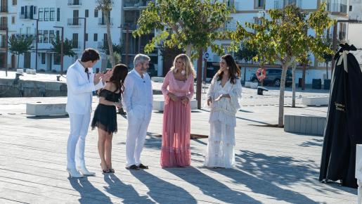 'Maestros de la Costura' se trasladó a Ibiza para retratar la Moda Adlib