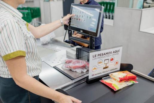 Mercadona remodela sus tiendas para que sean eficientes.