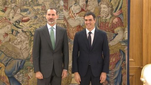 Pedro Sánchez asegura que está a favor de suprimir la inviolabilidad del Rey.