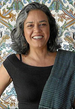 La mexicana afincada en Barcelona Martha Escudero.