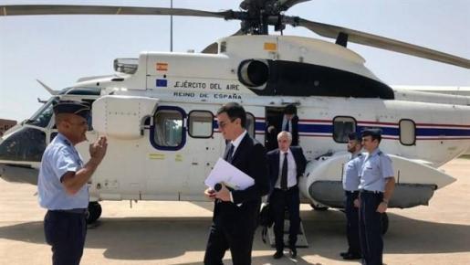 El Gobierno tampoco informa del coste del viaje en Airbus de Sánchez a Valladolid: «Materia clasificada».