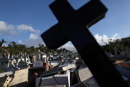 Hallan fetos sin incinerar que carecen de certificados de defunción en un cementerio en Míchigan.
