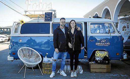 El primer festival Food Trucks Ibiza se caracterizó por el buen ambiente durante toda la jornada.