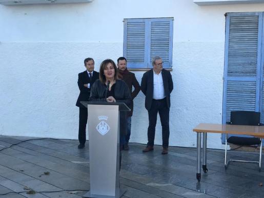 La consellera de Cultura, Participació i Esports del Govern de les Illes Balears, Fanny Tur