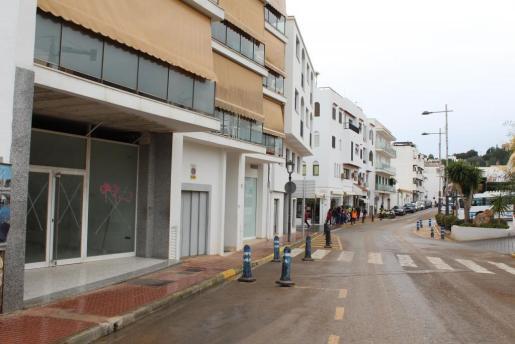 Local donde se ubicará la nueva oficina del SOIB.
