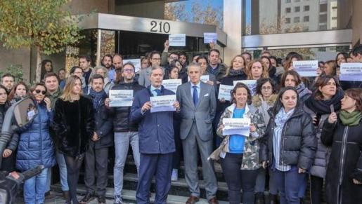 Querella de Europa Press y Diario de Mallorca: el auto es un ataque letal para la vida en democracia.