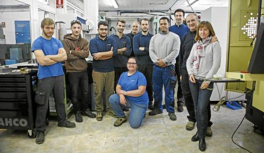 A&R Wirecut, que se fundó en 2010, es una empresa de servicios industriales para los grandes estampadores del sector de la automoción.