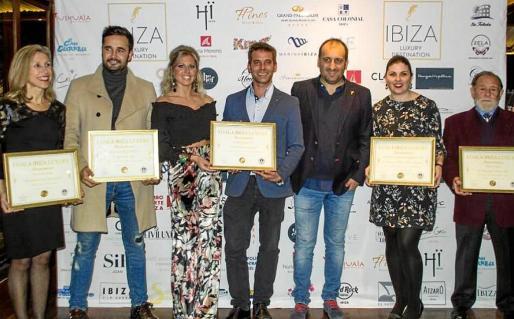 El dj Sebastián Gamboa fue reconocido como embajador del año «por llevar el nombre de Ibiza allí donde su trayectoria musical le lleve».