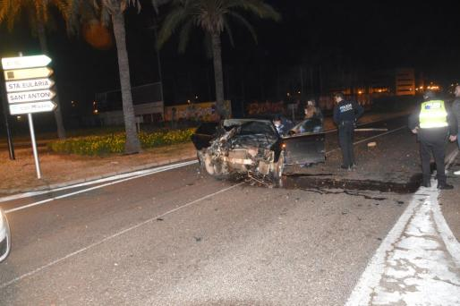 La Policía Local de Vila interpone denuncias a 13 conductores por consumo de alcohol y drogas.