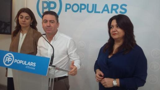 El PP presenta enmiendas a los Presupuestos de la Comunitat por valor de 44 millones de euros en inversiones para Ibiza.