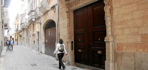 La investigación sobre una posible corrupción en la compra del domicilio de Jaume Matas, en un casal situado en el centro de Palma, partió de una denuncia anónima que no fue tal.