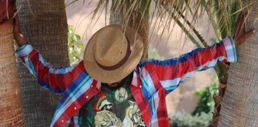 Howard Glasford actúa junto a The Providence en el Shamrock Palma.