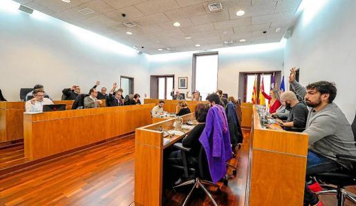 Juan José Hinojo, concejal de Mobilitat, agradeció el tono «constructivo» de la propuesta del PP.