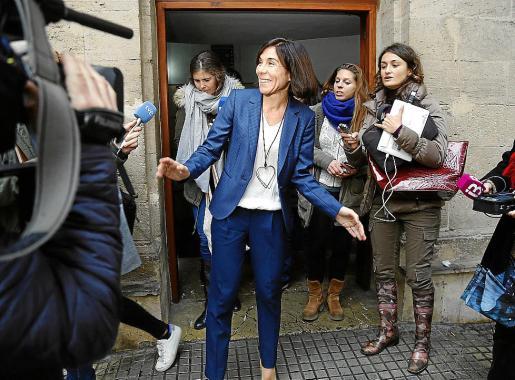 El Govern pide una inhabililitación de diez años para Carbonell.