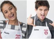Paula y Jaime MasterChef Junior 6