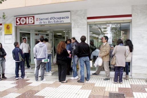 Oficina del SOIB en Ibiza