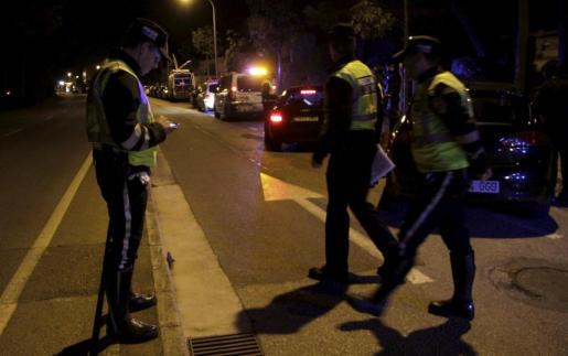La Policía Local de Palma imputó al conductor por un presunto delito contra la seguridad vial.