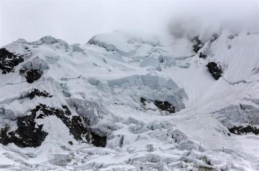 Nevado Mateo en Perú, con 5.150 metros.