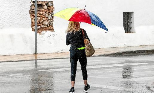 La falta de lluvias en diciembre no ha impedido el incremento del nivel de los acuíferos en Ibiza.