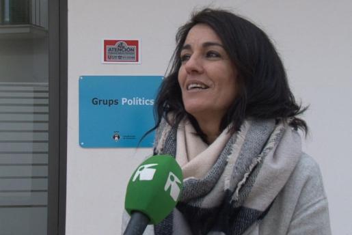 Ana Juan presenta su candidatura por el PSOE de Formentera