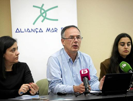 El coordinador de la Alianza, destacó el logro de proteger el corredor de cetáceos del Mediterráneo en 2018.