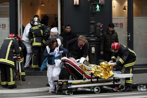 La explosión en una panadería de París ha agitado la ciudad a primera hora de esta mañana.