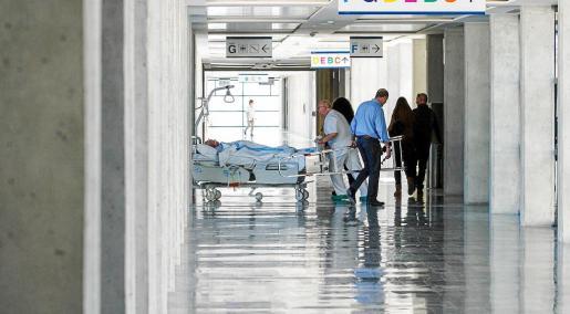 El hospital Can Misses habilitará más camas a partir de la semana que viene.