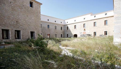 Imagen del Castillo de Vila que albergará el futuro Parador Nacional, que será el primero de las Balears.