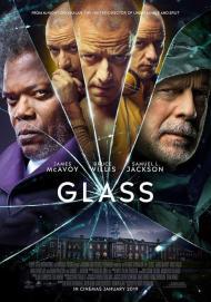 Cartel de la película 'Glass'