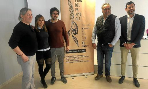 La presentación del campeonato tuvo lugar ayer por la mañana en Palma.