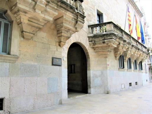 Imagen de archivo de la Audiencia Provincial de Palma