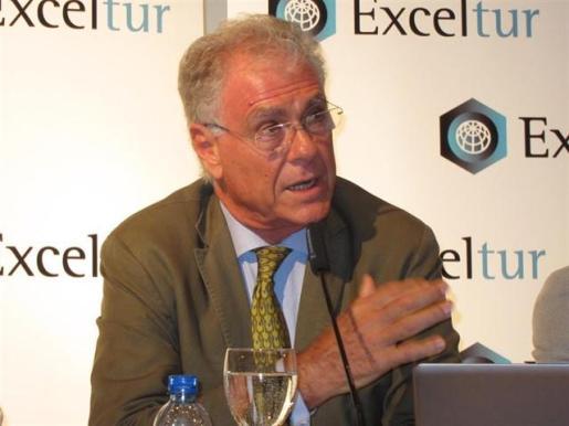 Imagen de archivo del vicepresidente ejecutivo de Exceltur, José Luis Zoreda.