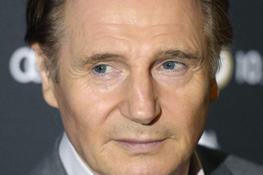 Imagen del actor irlandés Liam Neeson.