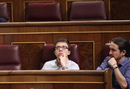 Pablo Iglesias rompe con Errejón y anuncia que Podemos competirá contra él en las autonómicas de Madrid.