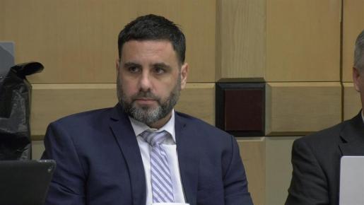 Pablo Ibar, declarado culpable en el nuevo juicio.