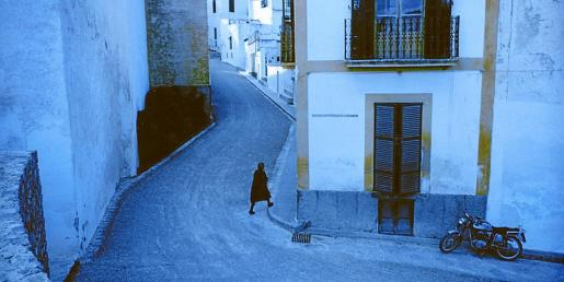Imagen 'Ibiza woman, 1961' de Pete Turner.