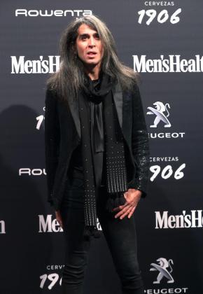 El cantante y colaborador de televisión Mario Vaquerizo, en un acto de 2018.