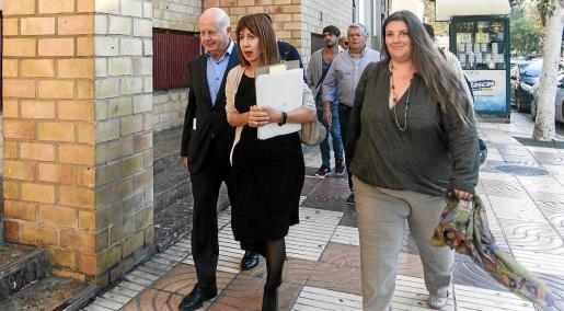 Pep 'Cires' y Cristina Ribas declararon en octubre ante el juez por presunta prevaricación en el caso del chiringuito de Cala Gració.