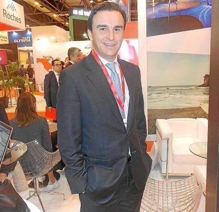 Abel Matutes Prats , director general de Palladium Hotel Group