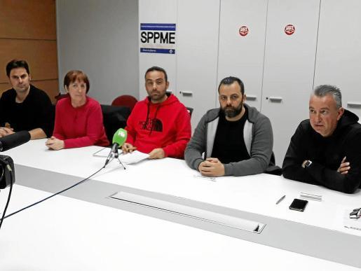 El documento está firmado por los sindicatos presentes en la Mesa General de Funcionarios.